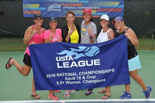 South Charlotte USTA National Champions