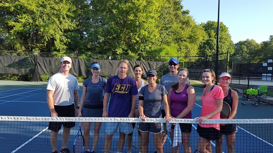 South Charlotte Co-ed Tennis